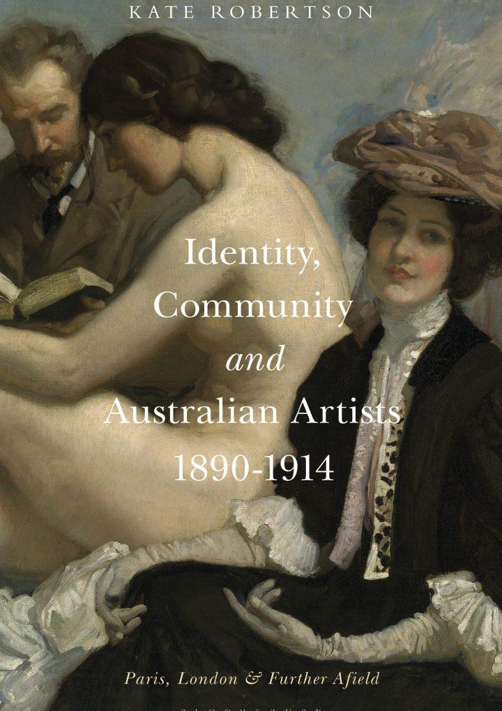 Book: Identity, Community & Australian Artists, 1890-1914