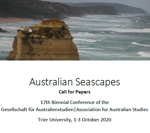 CFP: 17th Biennial Conference of the Gesellschaft für Australienstudien