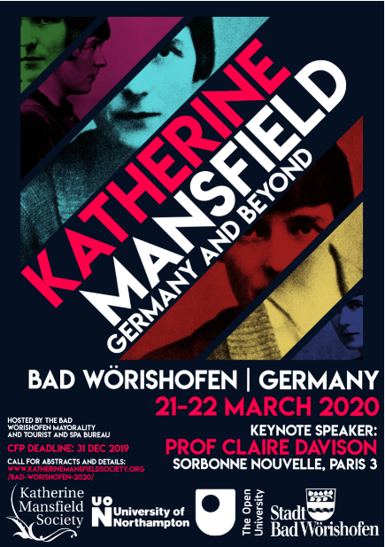 CFP: Katherine Mansfield: Germany and Beyond