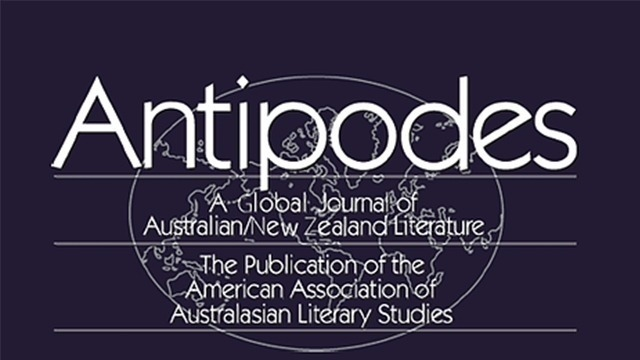 CFP: Special issue of Antipodes journal on Brian Castro