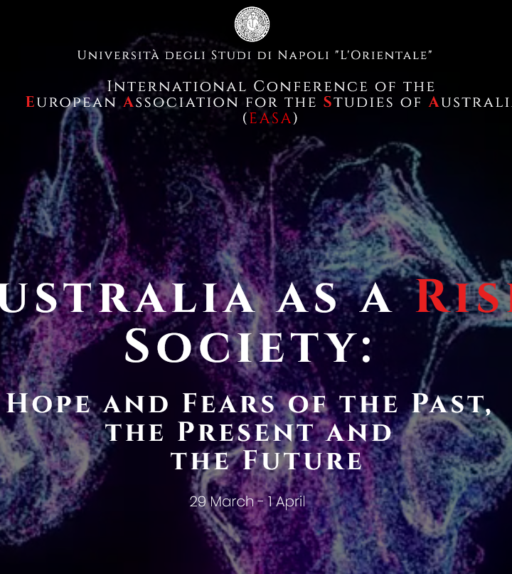 "EASA International Conference ""Australia as a Risk Society"" website and registration"