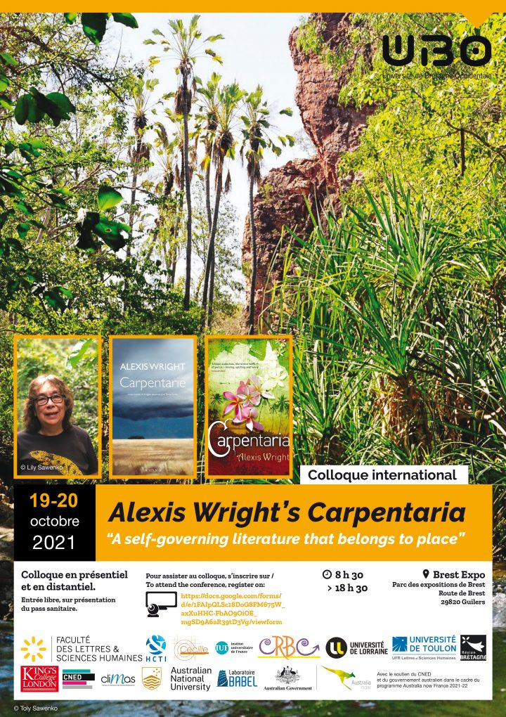Conference: Alexis Wright's Carpentaria
